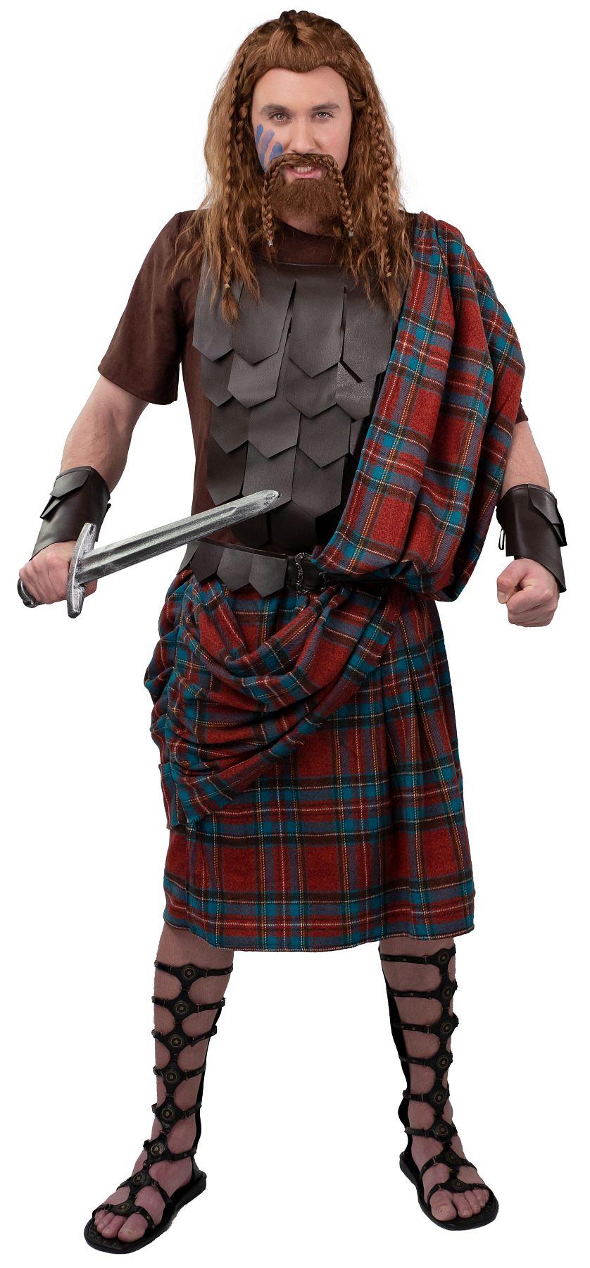 Kostüm Highlander Deluxe