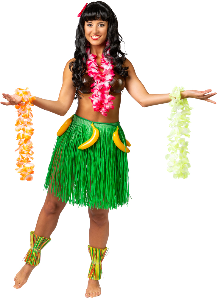 Baströcke & Hawaii