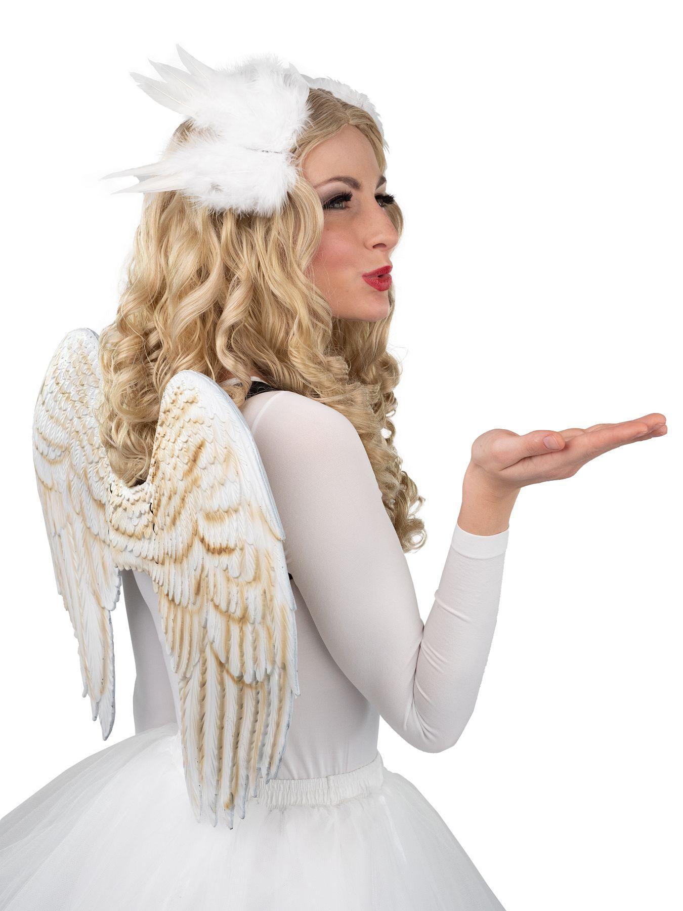 Flügel, weiß